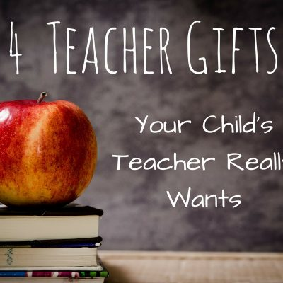 4 Teacher Gifts Your Child's Teacher Really Wants #SFWJust4U17 + $50 Amazon Giveaway!