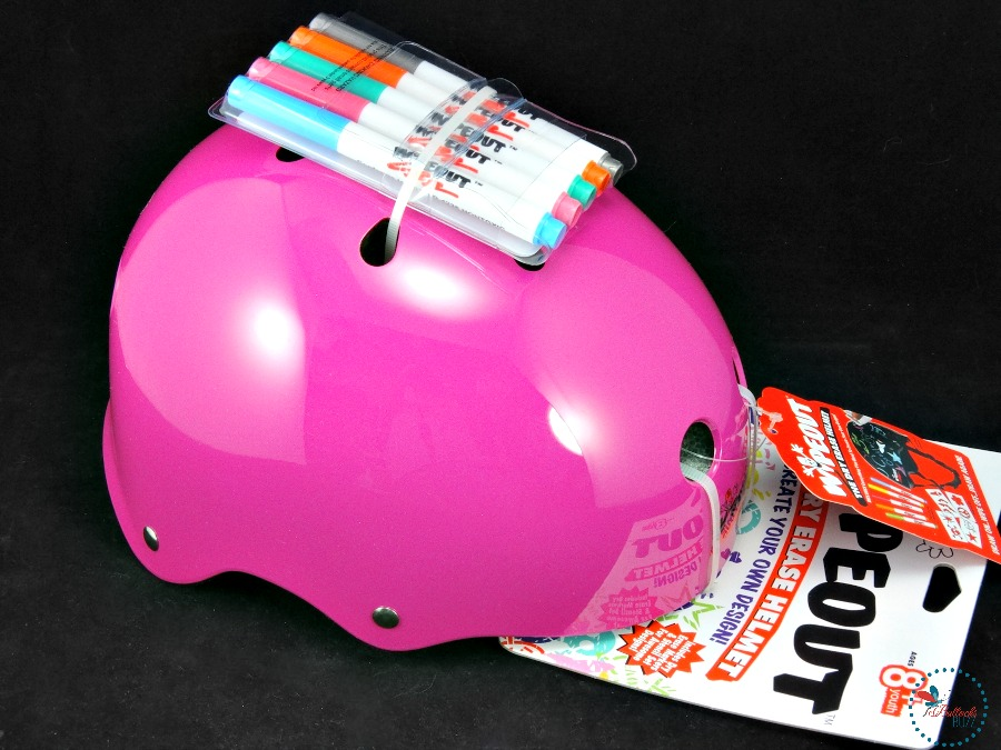 Wipeout Dry Erase Protective Gear helmet kit