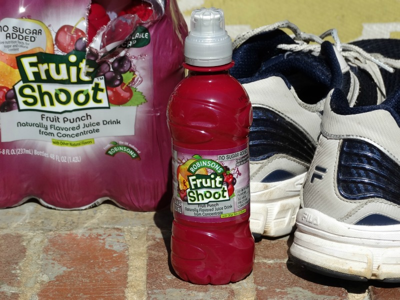 Fruit Shoot and sports