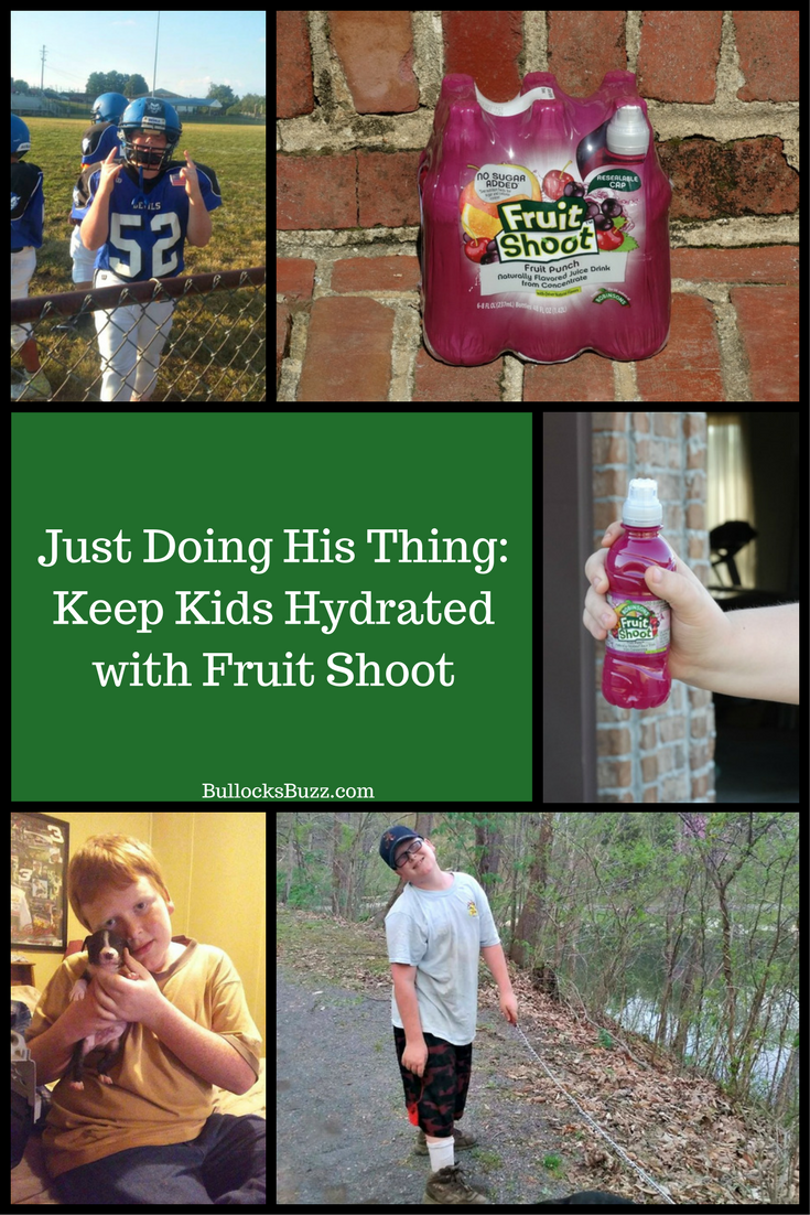 """Fruit Shoot® is launching a new campaign called """"It's My Thing,"""" that champions individuality, celebrates self-expression and empowers kids to indulge their adventurous sides and let their personalities shine."""