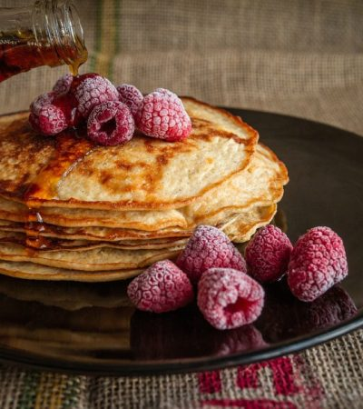 Tired of Eating Your Pancakes with Maple Syrup? Read Through!