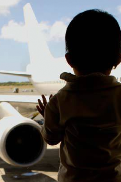 Take The Stress Out Of Travel With Children