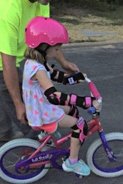 Make Bike Safety Fun with Wipeout Dry Erase Protective Gear + Win Wipeout Dry Erase Protective Gear!