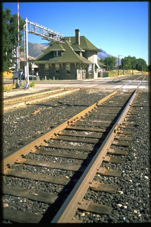 Brigham City Depot in Box Elder County