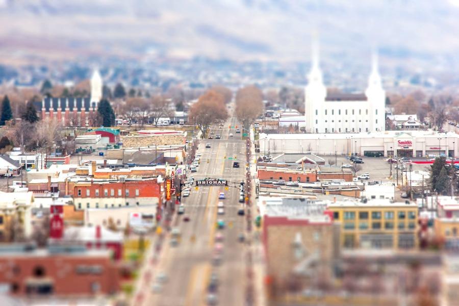 Brigham Box Elder County