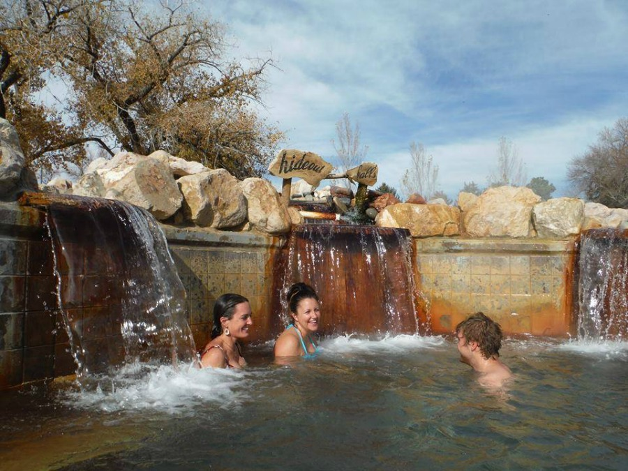 Crystal Hot Springs Box Elder County
