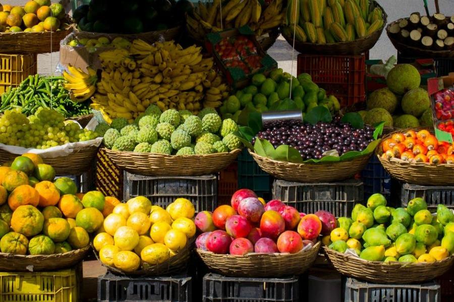 bad habits eating non-organic fruits and veggies