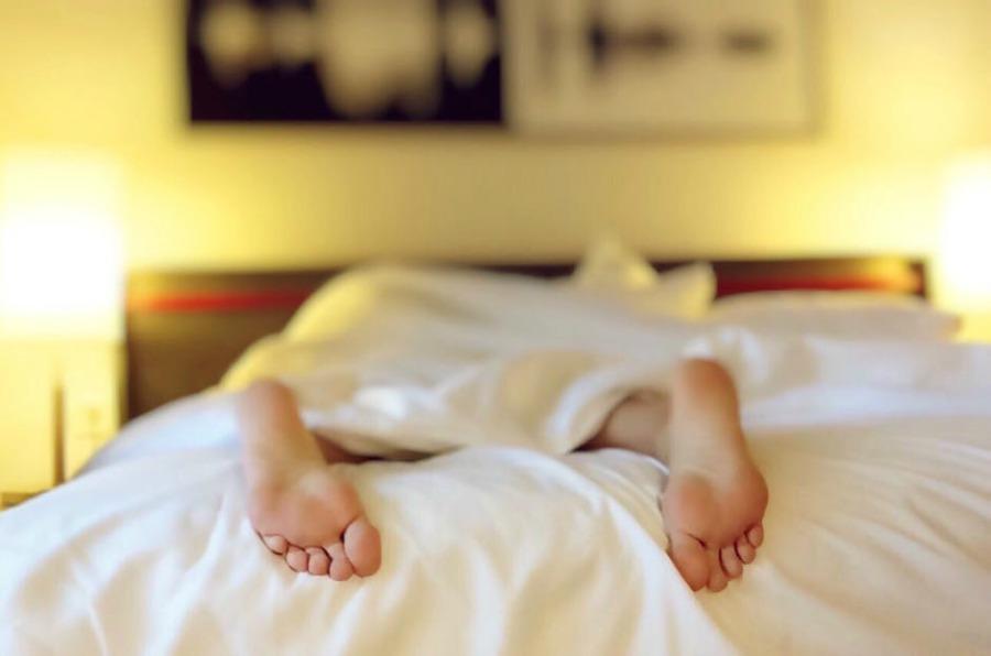 bad habits not getting enough sleep