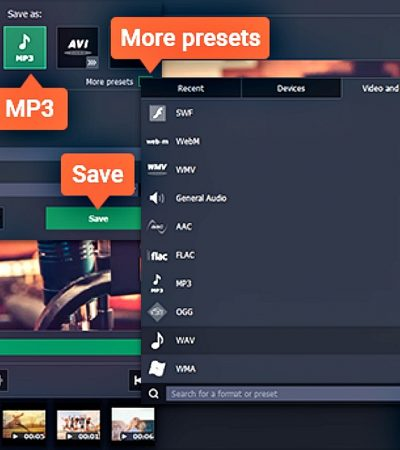 Recording Google Hangouts Calls with Movavi Screen Capture