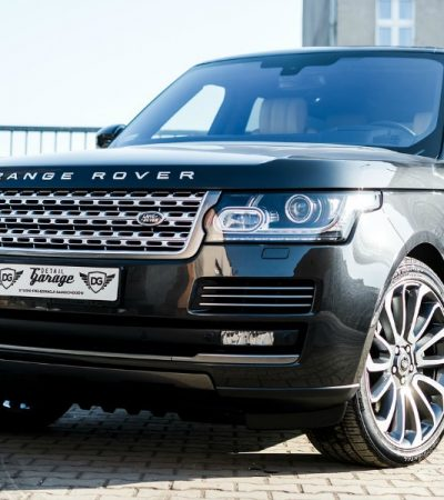 Land Rover Range Rover vs Range Rover Sport