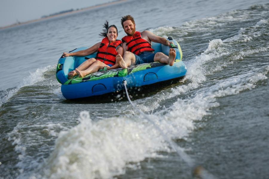 boating in Box Elder County