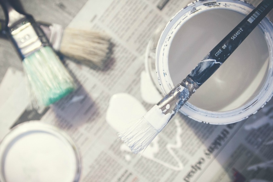 Recreate Your Home with Paint