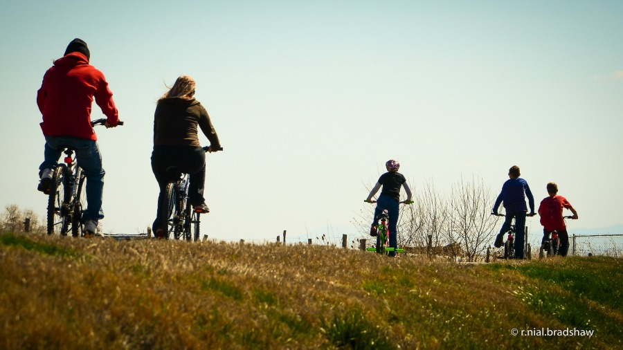 How to Build an Active Family With Your Kids
