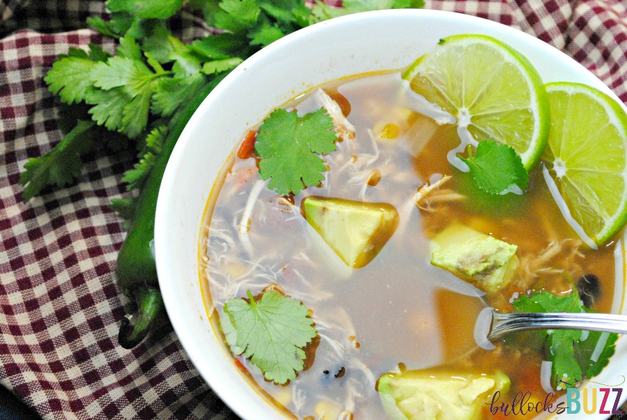 spanish lime soup slow cooker recipe