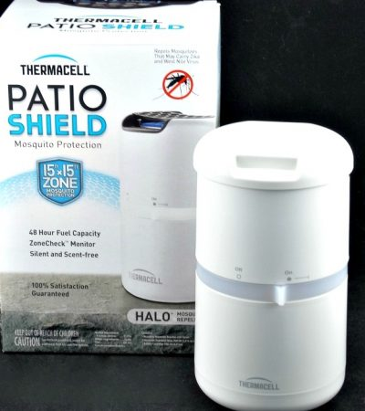 Thermacell Halo Mosquito Repeller – Bug Off Mosquitoes!