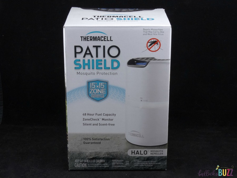 Thermacell Halo Mosquito Repeller in box