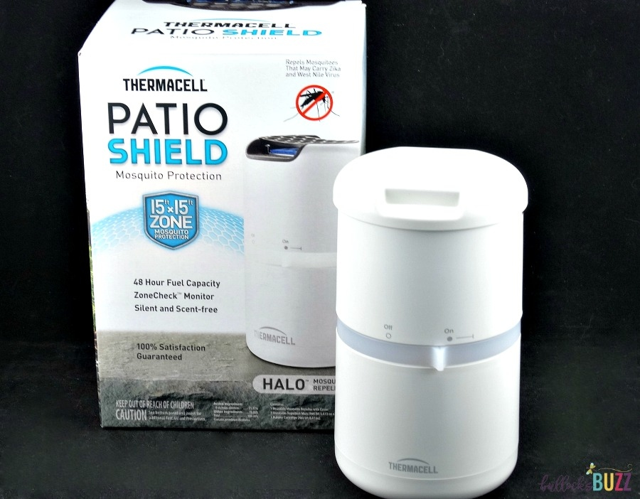 Thermacell Halo Mosquito Repeller the DEET-free, silent way to control mosquitos