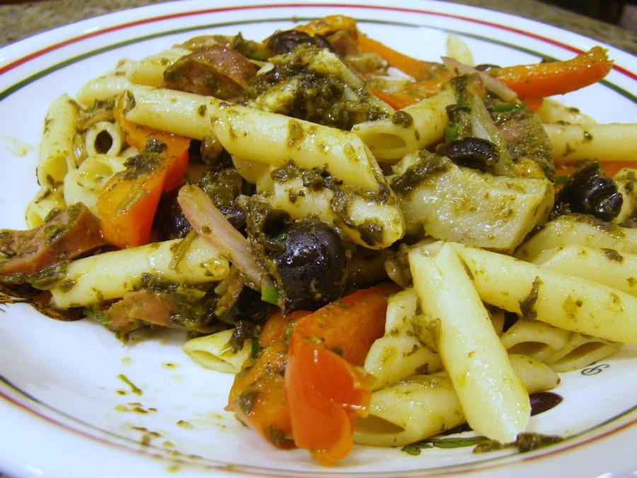tasty Recipes Using Fresh Herbs cilantro pesto