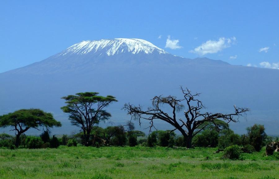 Mojhi climbing kilimanjaro