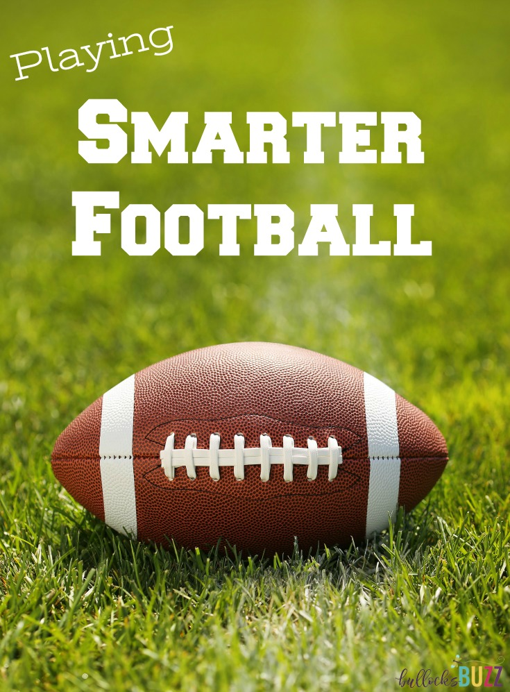 Have a child that plays football? Upgrade their equipment so they can play #SmarterFootball by applying for a Riddell Sports equipment grant today! #ad