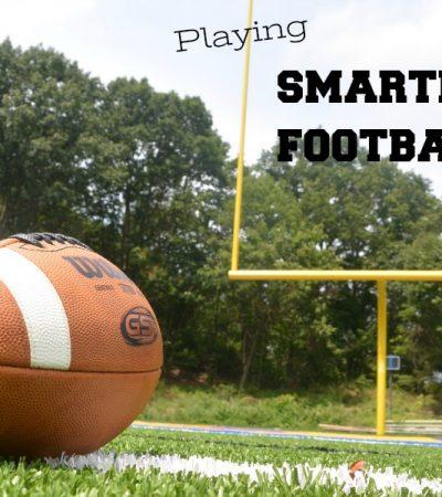 Playing Smarter Football: Riddell Sports #SmarterFootball Equipment Grant