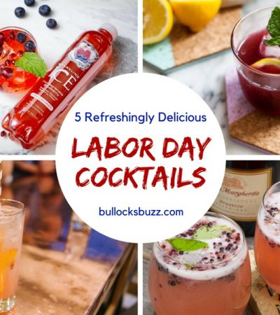 Labor Day Cocktails – 5 Deliciously Refreshing Mixed Drink Recipes