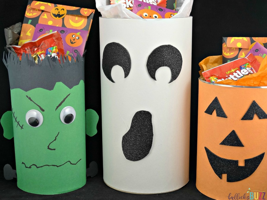 BOO Kit add candy and treats to each one