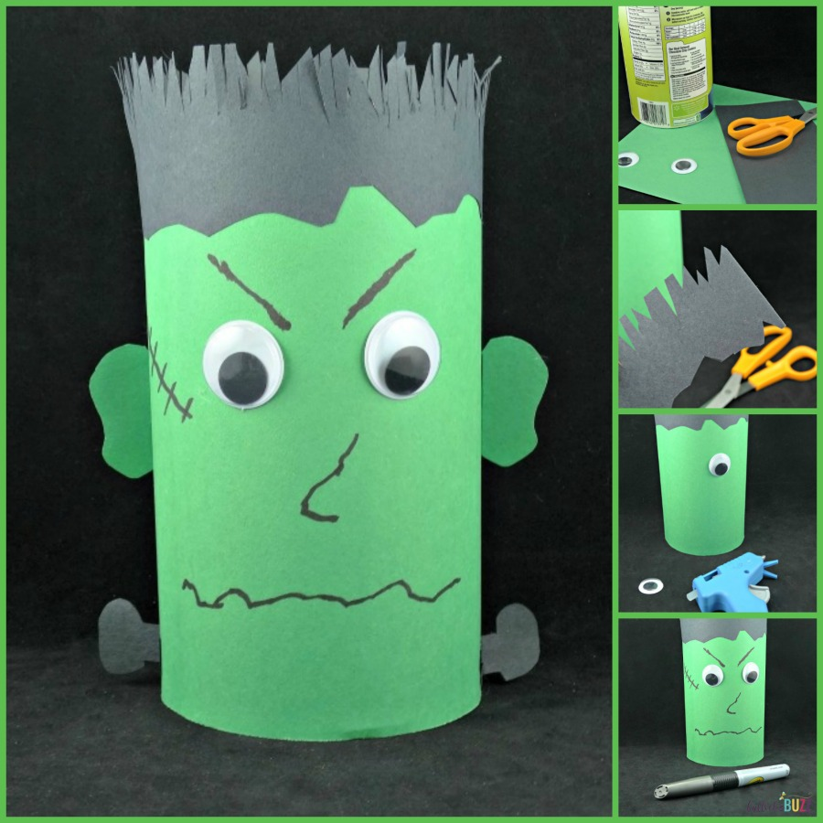 BOO Kit Frankenstein instructions