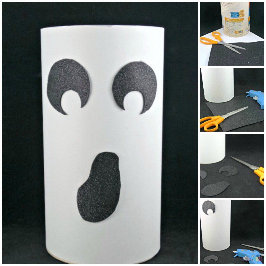 BOO Kit Ghost instructions