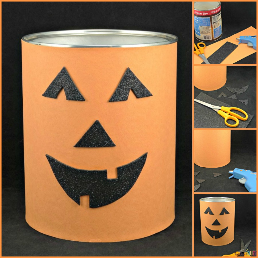 BOO Kit Jack o Lantern Instructions