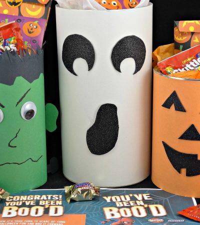 FaBOOlous Boo Kit – BOO It Forward with These Halloween Monster BOO Kits