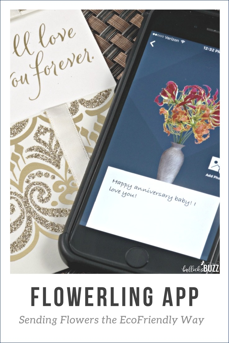 With the Flowerling app you can send a single flower or a bouquet in a new way that's more affordable, convenient and eco-friendly than ever before!