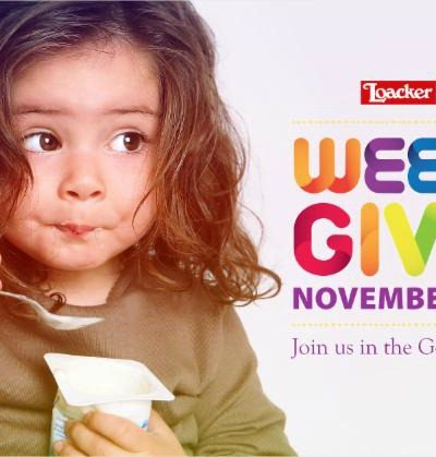 Join Us in the Week of Giving November 18-25! Help End Childhood Hunger