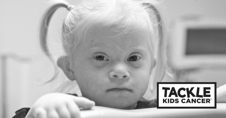 childhood cancer Tackle Kids Cancer child 3