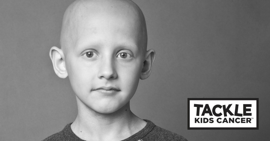 childhood cancer Tackle Kids Cancer child 2