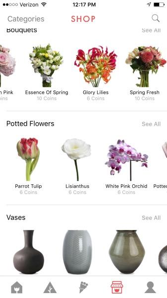 flowerling app store