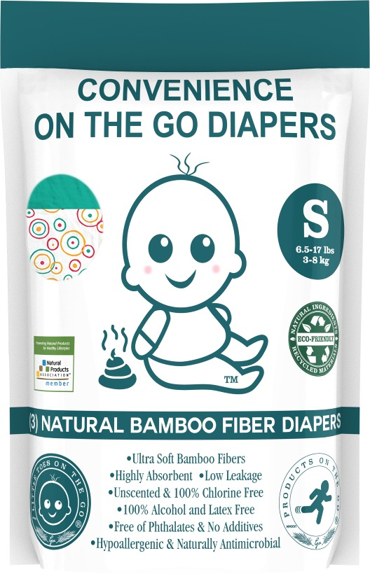 flying with small children diapers on the go