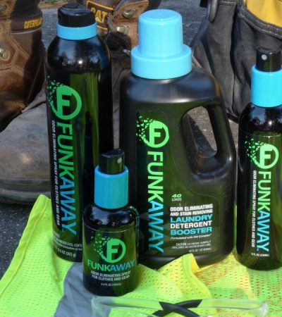 FunkAway – Eliminate Odors from Clothing and Gear for Good