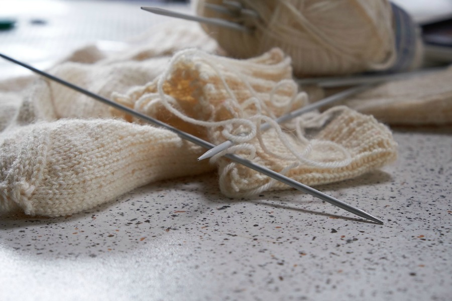 Simple Tips for Becoming a competent left-handed knitter