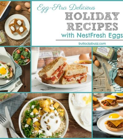 Egg-stra Delicious Holiday Recipes Made with NestFresh Eggs!