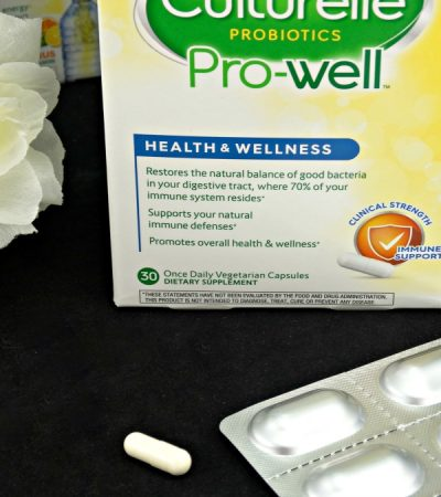 Culturelle Probiotics Pro-Well: Boost Your Overall Health and Wellness