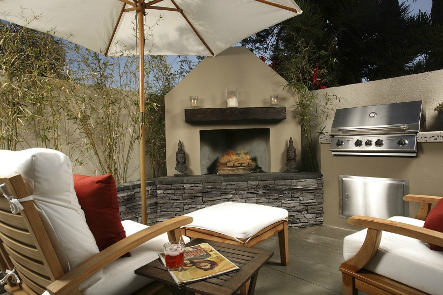 outdoor room simple tips to create your own outdoor oasis