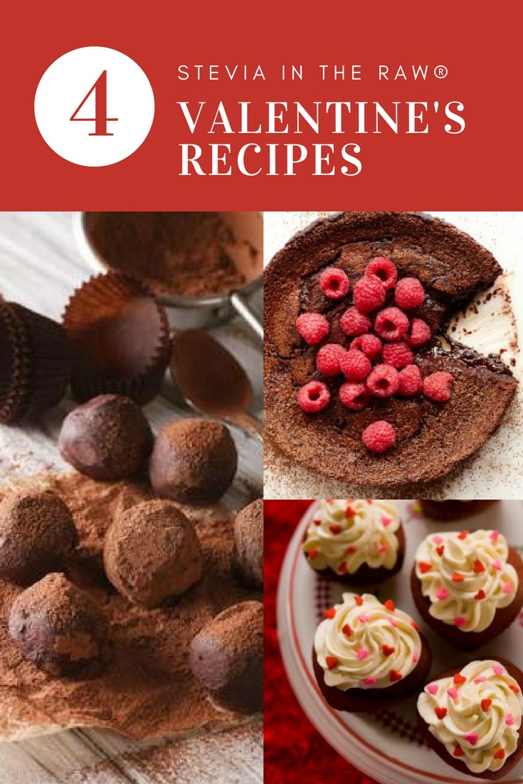 When you have to watch the amount of sugar you consume, enjoying sweets suddenly becomes a little less, well, sweet. That's where Stevia In the Raw comes in. And speaking of sweet, check out this scrumptious Chocolate Truffles recipe, along with 3 more recipes guaranteed to make life a little bit sweeter!