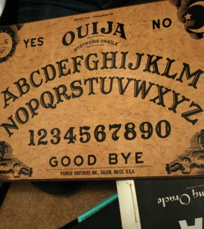 Weird and Interesting Facts About the Ouija Board