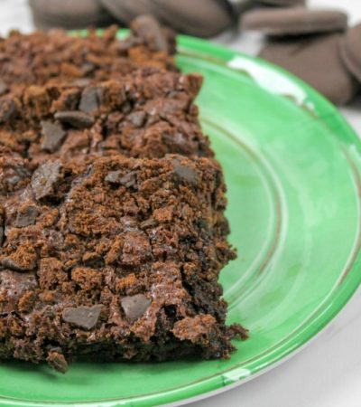 Thin Mint Brownies – Quick and Easy Girl Scout Cookie Creation