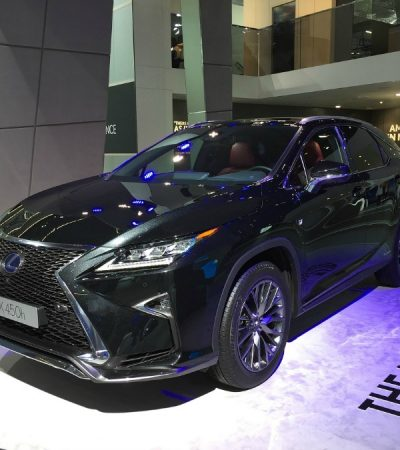 6 Great Reasons to Buy a Lexus