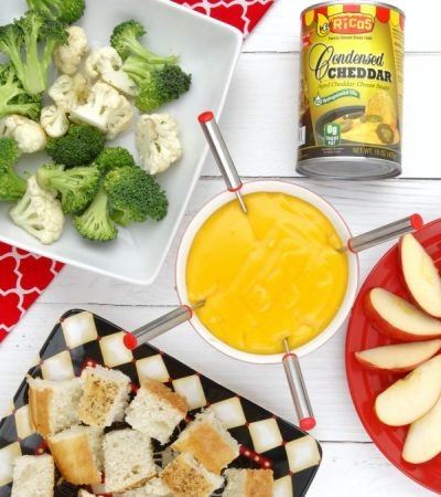 Cheddar Cheese Fondue – Quick and Easy Fondue Recipe