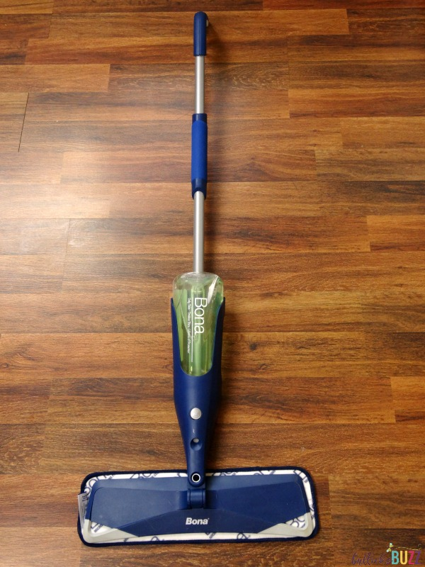 Cleaning Laminate Floors With Bona