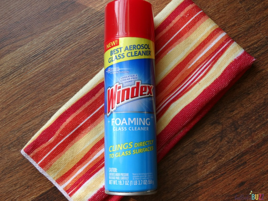 Windex Foaming Cleaner