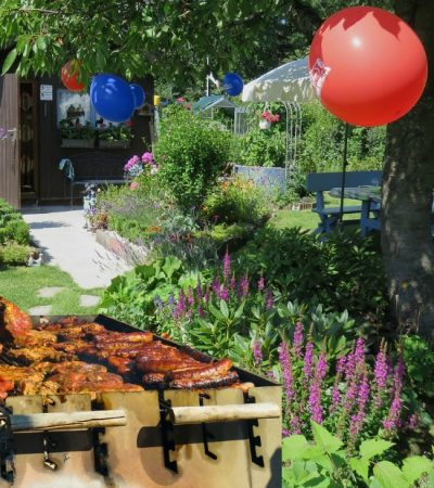 Top 5 Tips to Throw an Awesome Summer Garden Party